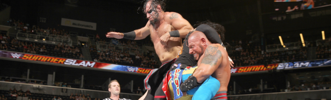 WWE Summerslam 2016 Results
